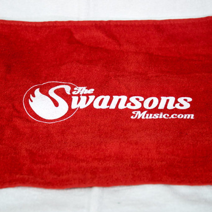 Swansons Rally Towel